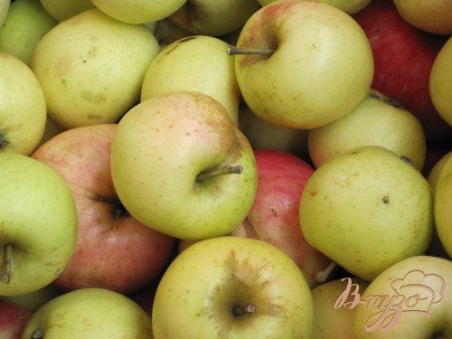Нежный яблочный джем