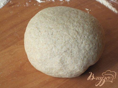 Хлеб ржаной.