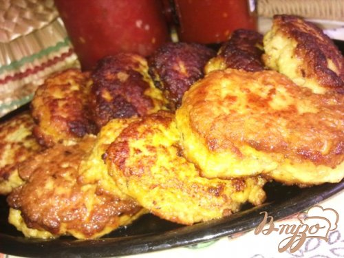 Картофельно-мясные кнедли