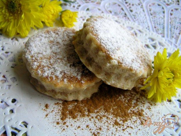 Рецепт Валлийские кейки с корицей