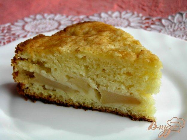 Рецепт Воздушный пирог с яблоками