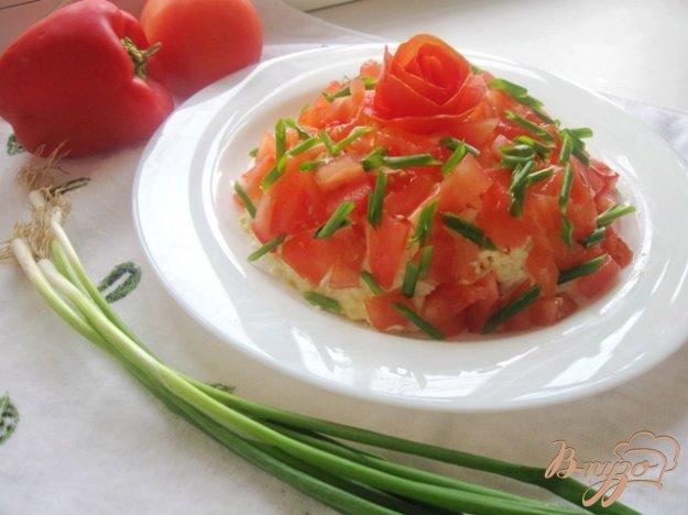 фото рецепта: Салат из куриной печени
