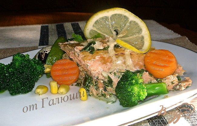 Фото приготовление рецепта: Рулет из рыбы шаг №5