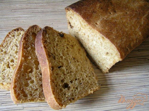 фото рецепта: Хлеб с томатами