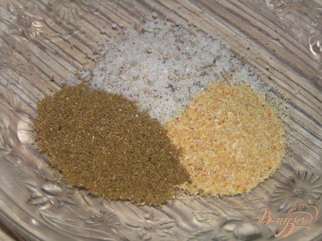 Фото приготовление рецепта: Запеченная свинина с адыгейской солью шаг №1