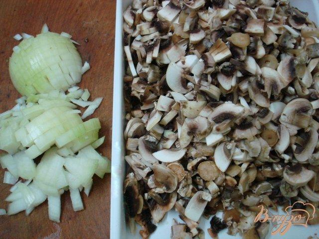 Фото приготовление рецепта: Картофельные зразы с шампиньонами шаг №1