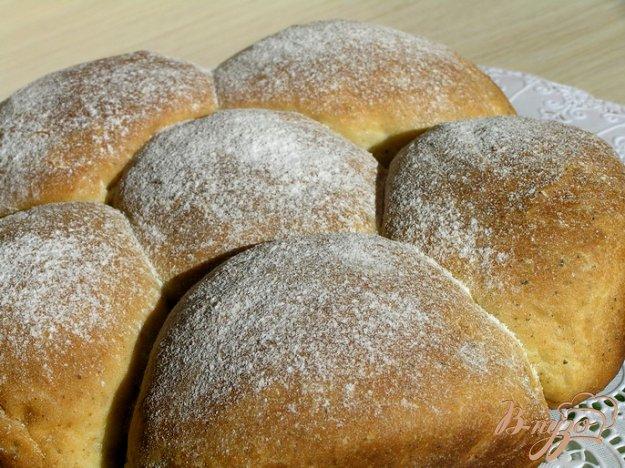 фото рецепта: Мятные булочки
