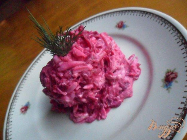 Рецепт Бабушкин салат