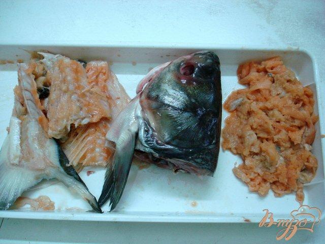 Фото приготовление рецепта: Суп с рыбными фрикадельками  (бюджетный) шаг №1