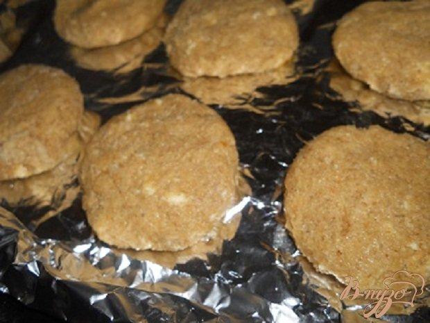 Фото приготовление рецепта: Овсяное печенье по госту шаг №6