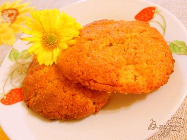 Фото приготовление рецепта: Овсяное печенье по госту шаг №7