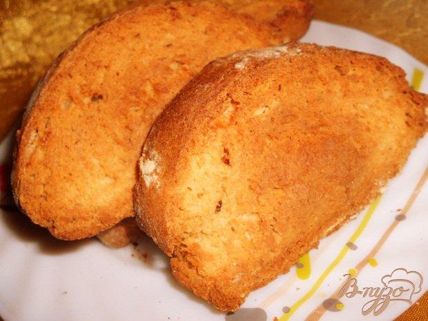 Рецепт Медовые сухарики