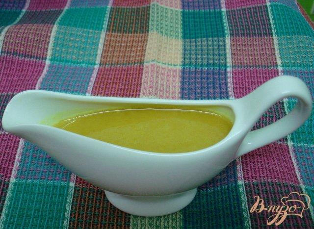 Фото приготовление рецепта: Голландский соус шаг №5