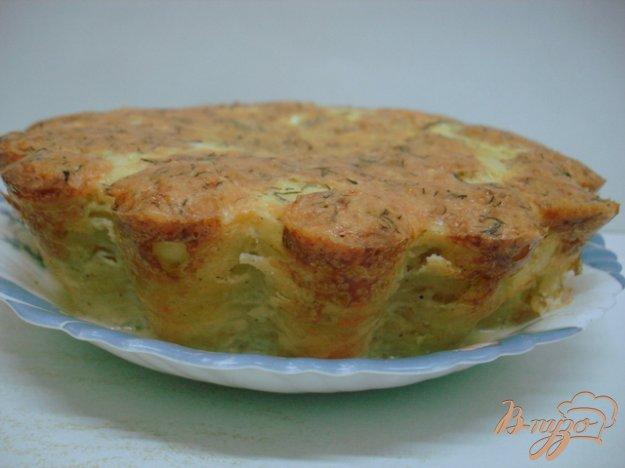 фото рецепта: Рецепт картофельной бабки