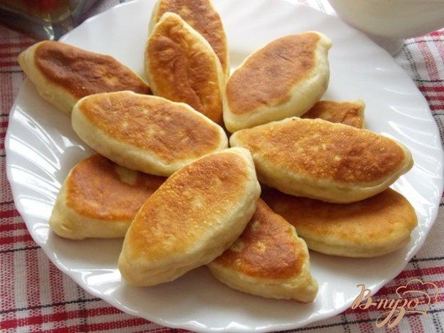 Рецепт Пирожки на сметанном тесте