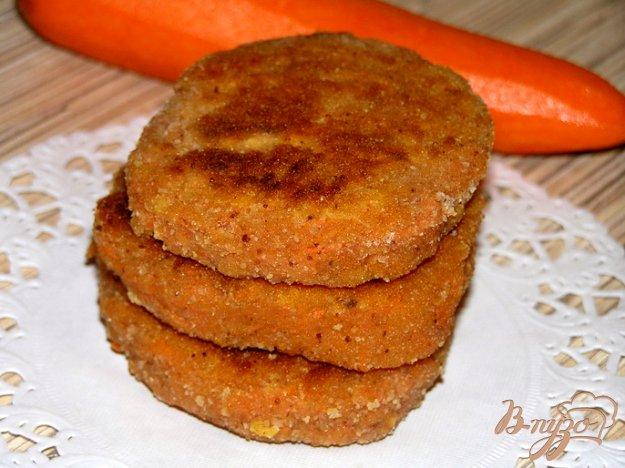 Рецепт Котлетки из моркови с бананом