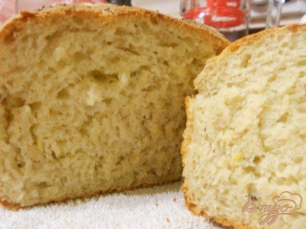 Рецепт Картофельно-овсяной хлеб