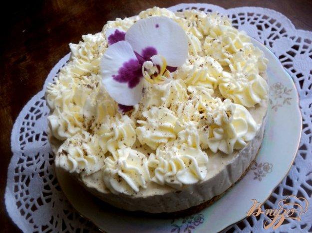 фото рецепта: Торт « Кофе со сливками»