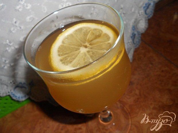 фото рецепта: Имбирный чай