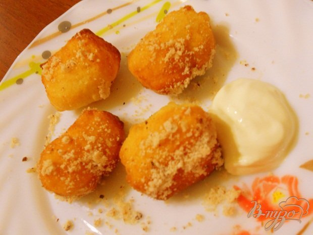 фото рецепта: Лимонные мини - пончики