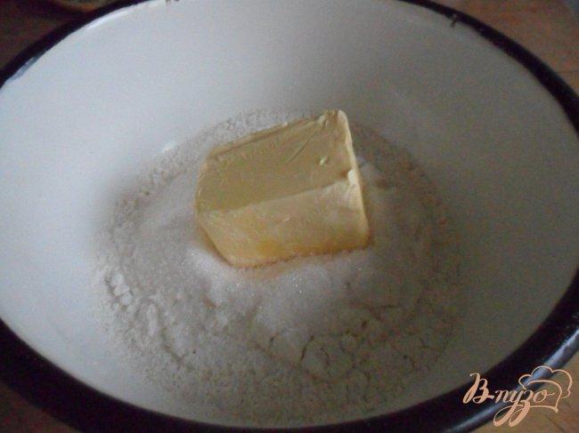 Фото приготовление рецепта: Торчетти из Сан-Винсента шаг №1