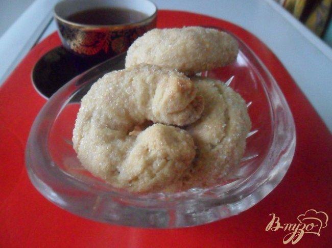 Фото приготовление рецепта: Торчетти из Сан-Винсента шаг №6