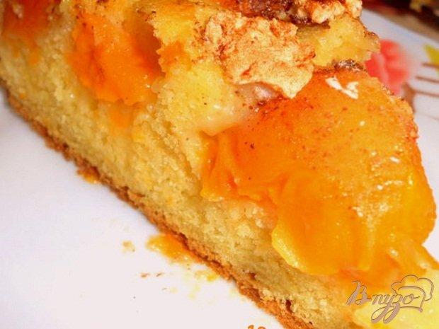фото рецепта: Абрикосовый пирог