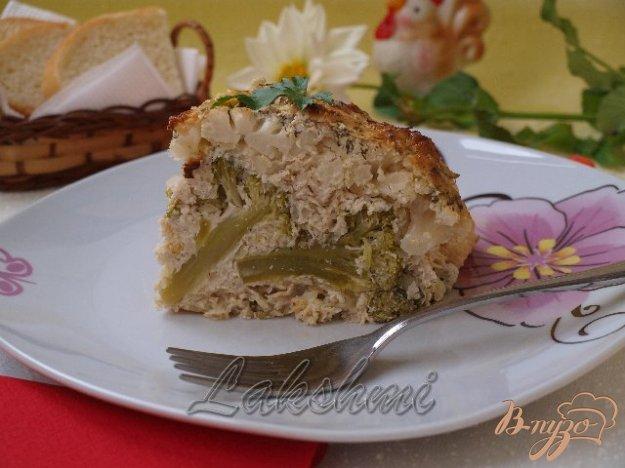 фото рецепта: Фаршированная цветная капуста