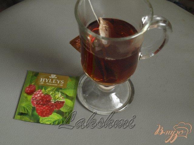 Фото приготовление рецепта: Чай