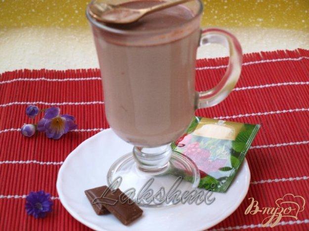 """Рецепт Чай """"Шоколадное настроение"""""""