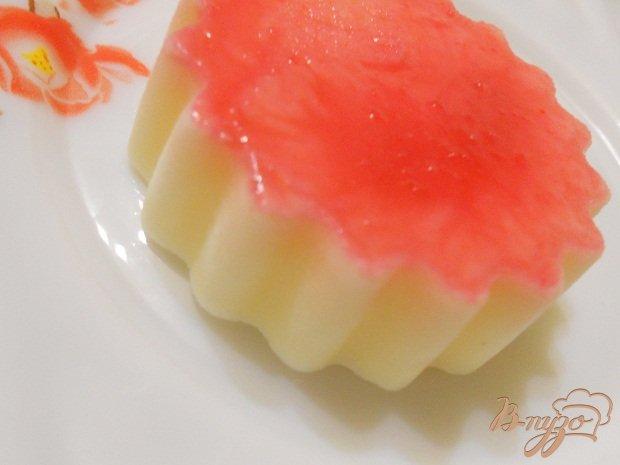 Фото приготовление рецепта: Имбирное - лимонное  мороженное шаг №6