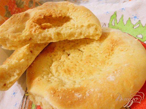Рецепт Тандыр - наан .... Узбекская лепешка