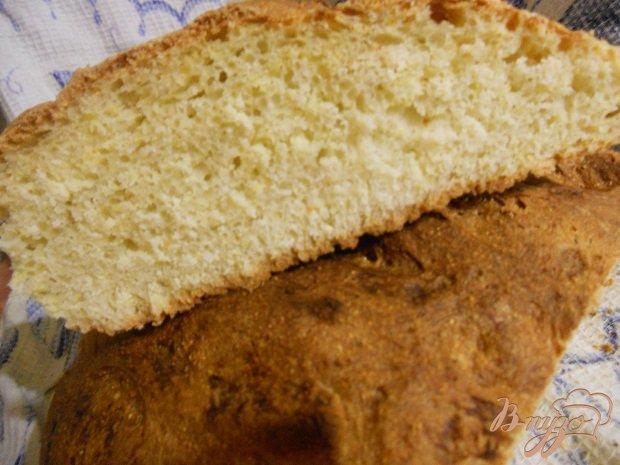 Рецепт Кукурузный хлебушек