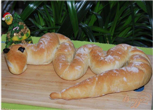 Фото приготовление рецепта: Багет