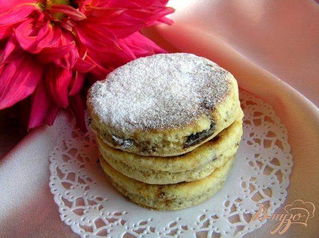 Рецепт Валлийские кейки с черносливом