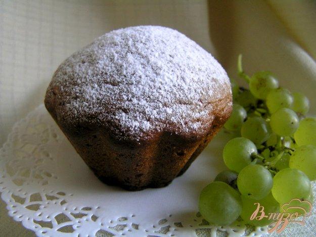Рецепт Виноградные кексы
