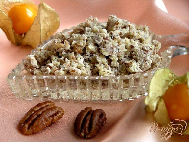 Рецепт Орешки в карамели или домашний грильяж