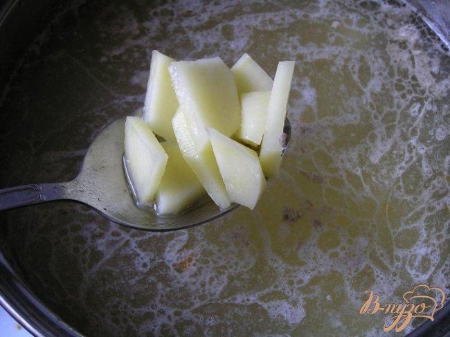 Фото приготовление рецепта: Куриный суп с пастой шаг №1