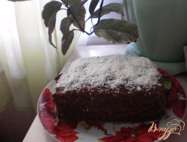 Рецепт Торт с вареной сгущенкой
