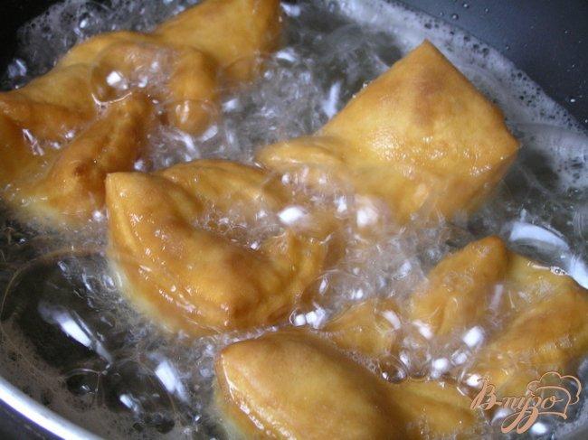 Фото приготовление рецепта: Пышки