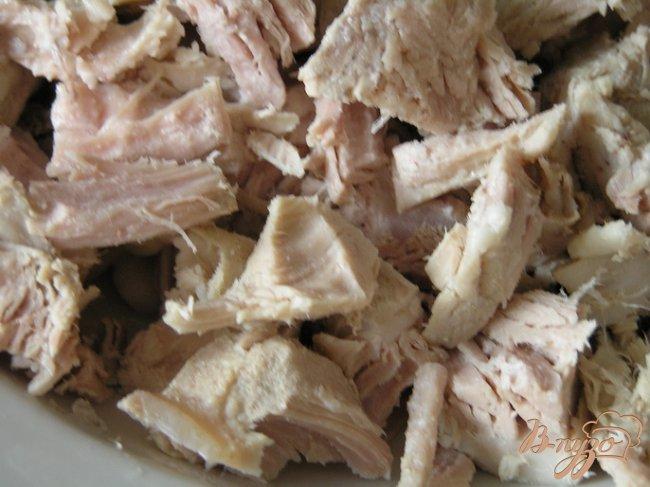 Фото приготовление рецепта: Щи из кислой капусты со свининой шаг №6