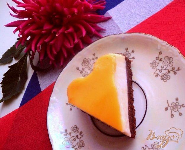 фото рецепта: Торт «Крем-карамель»