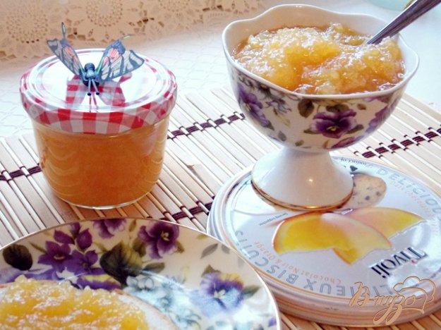 Рецепт Апельсиновый джем за 25 минут