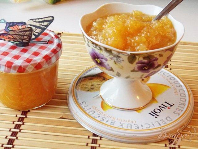 Фото приготовление рецепта: Апельсиновый джем за 25 минут шаг №5