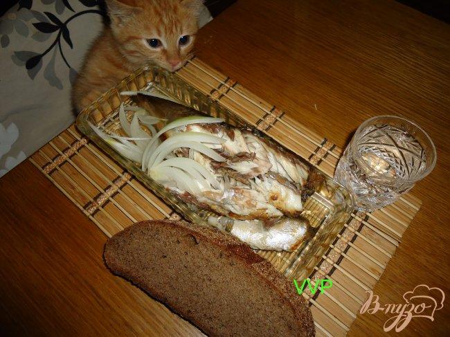 Фото приготовление рецепта: Скумбрия