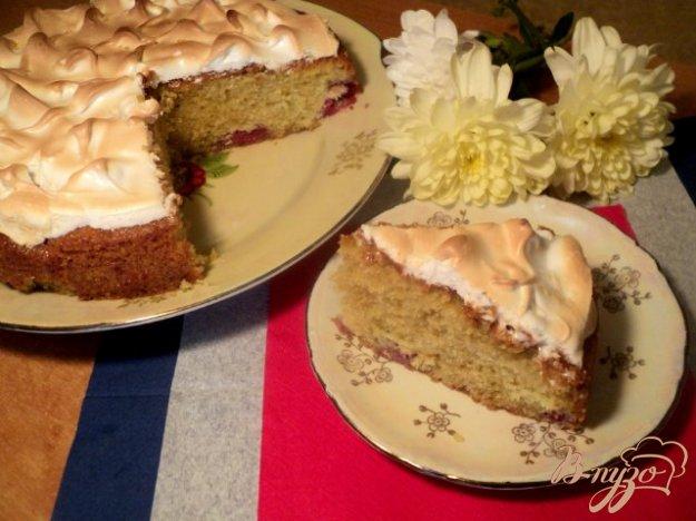 Рецепт Лигурийский лимонный пирог