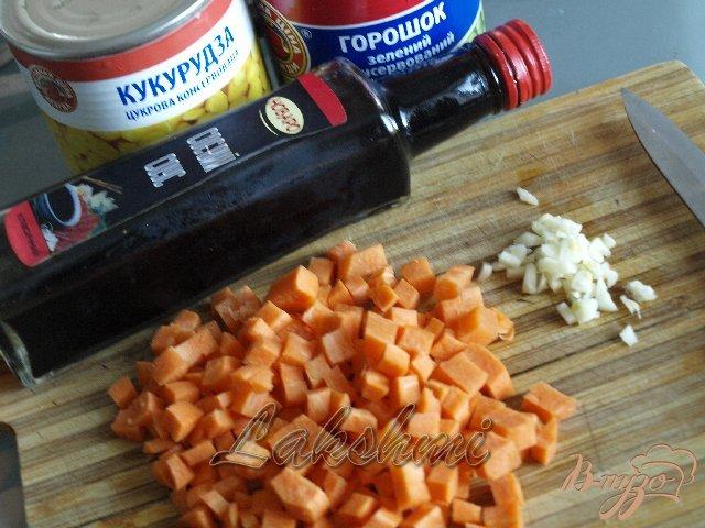 Фото приготовление рецепта: Кубинский суп с бананами шаг №2