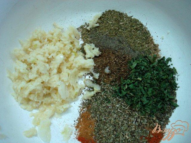 Фото приготовление рецепта: Адыгейская соль шаг №3