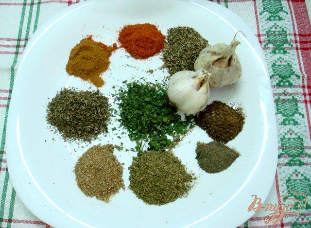 Фото приготовление рецепта: Адыгейская соль шаг №2