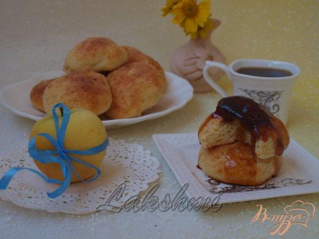 Рецепт Воздушные сырники к чаю